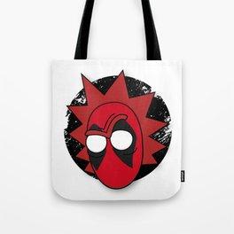 Rickpool the Merc With a Portal Gun Tote Bag