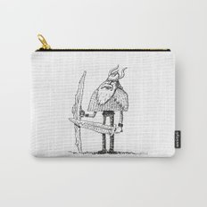 Skinny Jeans Viking Carry-All Pouch