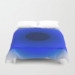 Blue Essence Duvet Cover