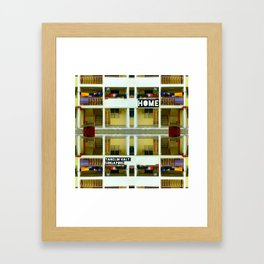HDB  Framed Art Print