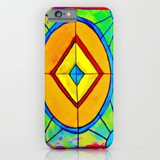 Stained Glass Paper Slim Case iPhone 6s