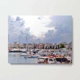 Piraeus, Greece 2 Metal Print