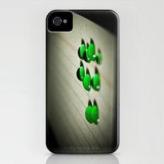 Emerald Rain Slim Case iPhone (4, 4s)