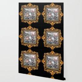 Royal Princess cut Diamond Wallpaper