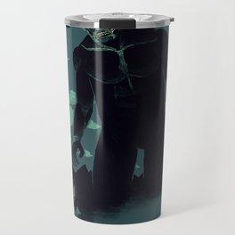 shadow of the titan Travel Mug