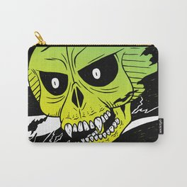 Bandaged Skull Carry-All Pouch