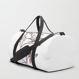 Bharatnatyam - Indian Dance Form Duffle Bag