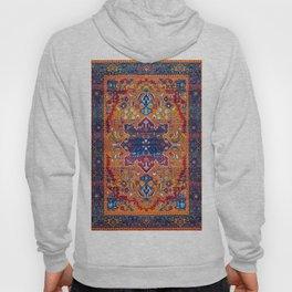 Vintage Antique Traditional Berber Atlas Moroccan Style Design. Hoody