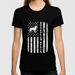 Australian kelpie gift t-shirt for dog lovers T-shirt