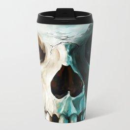 Skull 14 Metal Travel Mug