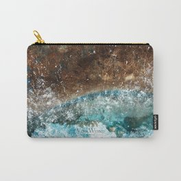 Distant Shores Carry-All Pouch