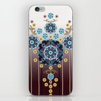 folk iPhone & iPod Skins featuring Folk Festival by Vikki Salmela
