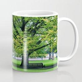 A Little Town Square, Melbourne Coffee Mug