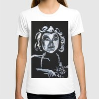 selena gomez T-shirts featuring Selena Kyle by JezRebelle