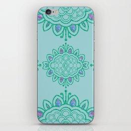 batik mandala iPhone Skin