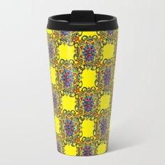 Mandala Bloom Travel Mug