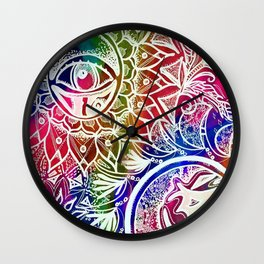 Serenity Redefined Wall Clock