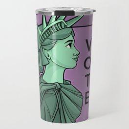 Vote Travel Mug
