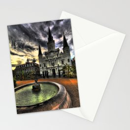 King O Ma Castle Stationery Cards