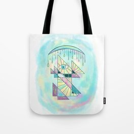 Moonbath 3 Tote Bag