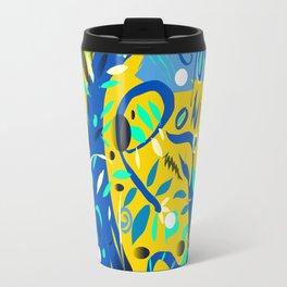 Photocatalysis and POW!(d)erPlants Travel Mug