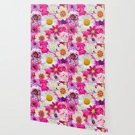 PINK FLOWERS Wallpaper