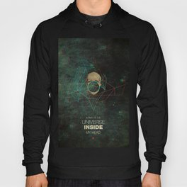 A Part Of The Universe Inside My Head Hoody