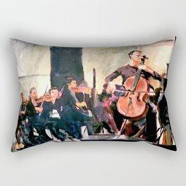 The Soloist Rectangular Pillow