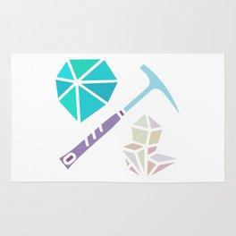 mineralogy Rug