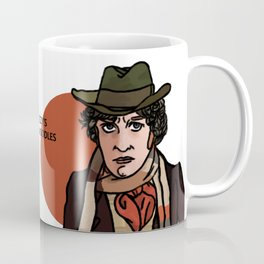 Tom Baker Coffee Mug