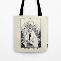 Fig. II - The High Priestess Tote Bag