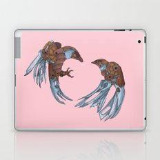 LOVE + BATTLE Laptop & iPad Skin