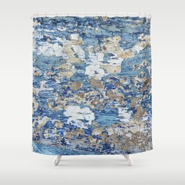 Islands of Ugly Shower Curtain