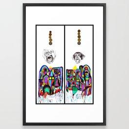 des18 Framed Art Print