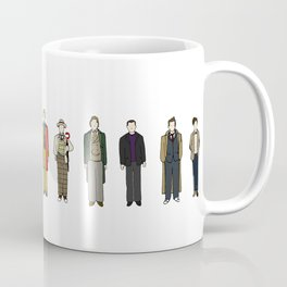Dr Who Coffee Mug