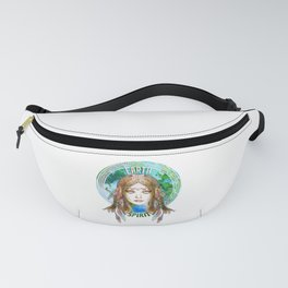 Mother Earth Spirit Fanny Pack