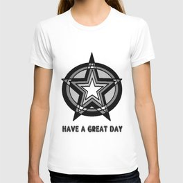 HAVE A GREAT DAY T-shirt