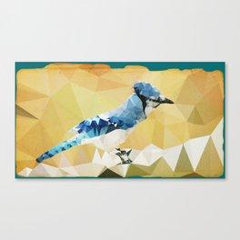 Arctic Bird! Canvas Print
