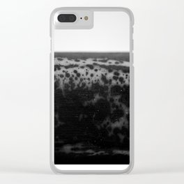 Bruised Clear iPhone Case