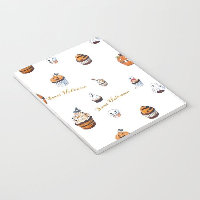 Halloween  sweets Notebook
