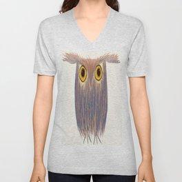 The Odd Owl Unisex V-Neck