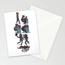A new Week  Stationery Cards