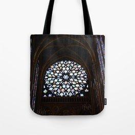 Sainte Chapelle Tote Bag