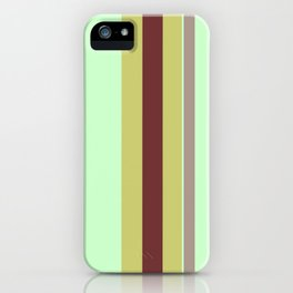 Vintage 70's Curtains iPhone Case