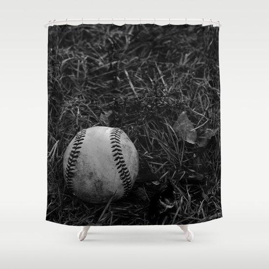 Baseball by ginazieglerart