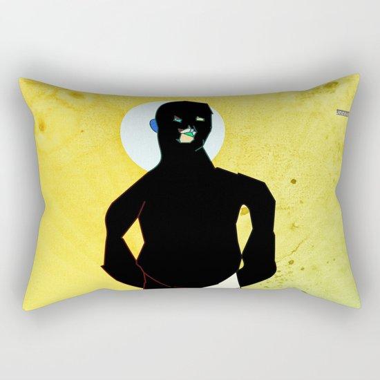 The Shroud Rectangular Pillow