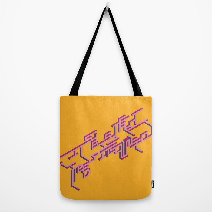 Stereo Tote Bag