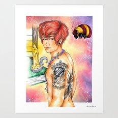 Cornelius Art Print