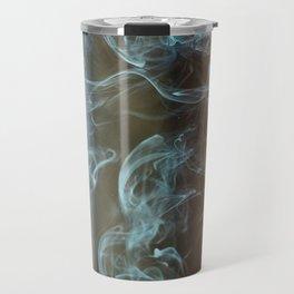 Swirls of Smoke Travel Mug