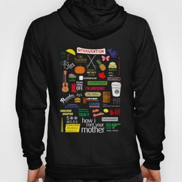 How I Met Your Mother   HIMYM   Barney Stinson   Tv show Hoody